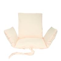 Coussin d'assise bébé - Rose pâle