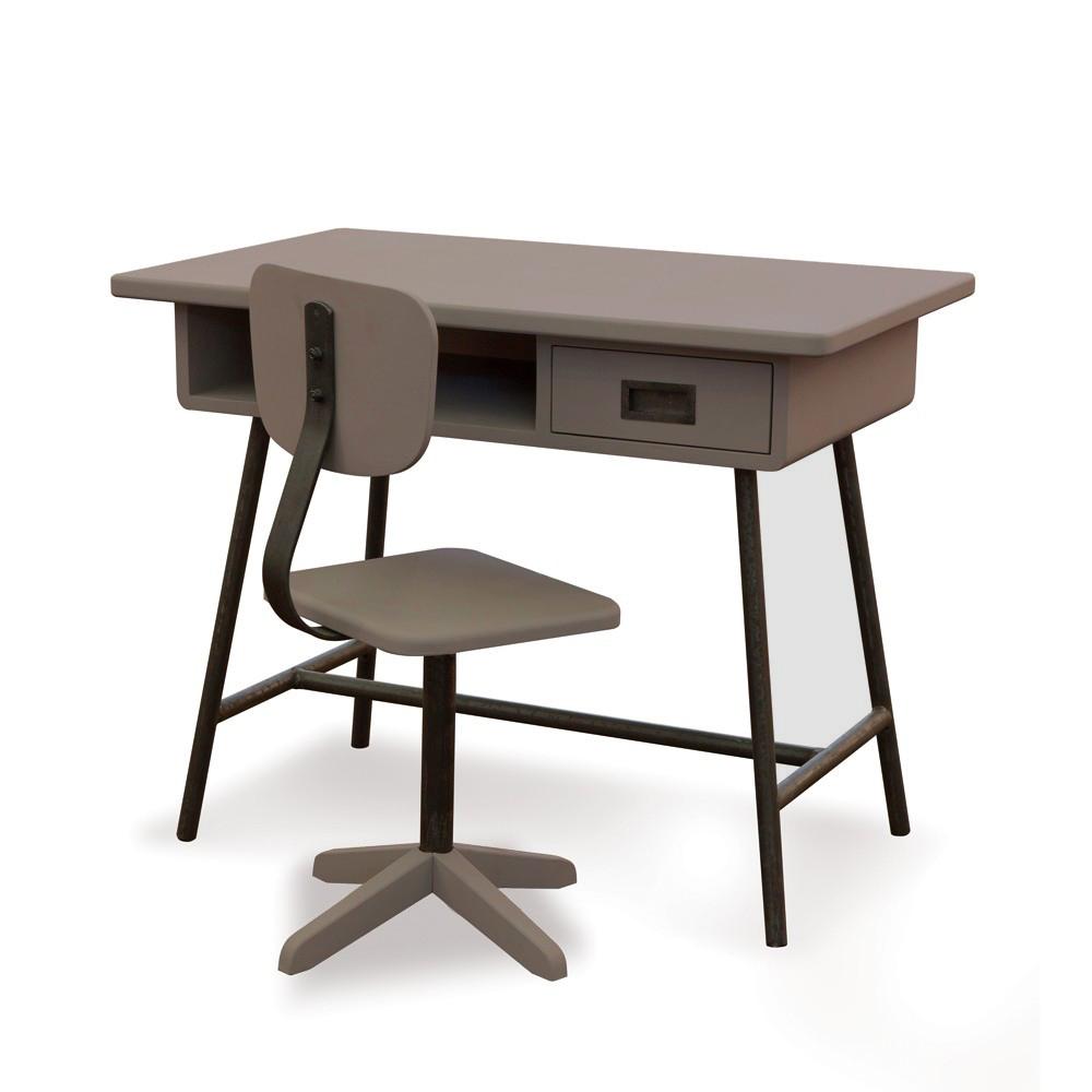 Bureau taupe - Chaise bureau architecte ...