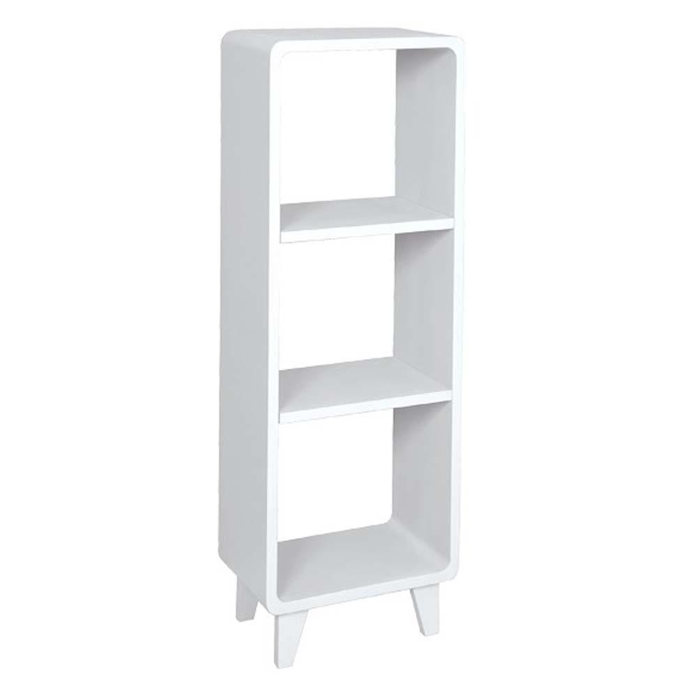 colonne millefeuille blanc laurette pour chambre enfant. Black Bedroom Furniture Sets. Home Design Ideas