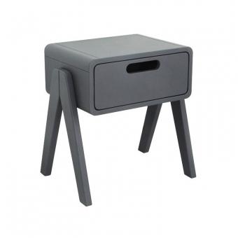 Chambre gris souris affordable chambre violet blanc for Ripolin gris souris