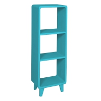Colonne Millefeuille Turquoise