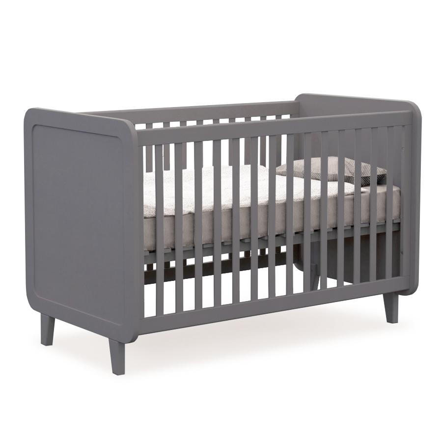lit volutif l 39 accroche coeur gris souris laurette pour chambre enfant les enfants du design. Black Bedroom Furniture Sets. Home Design Ideas