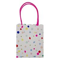 8 sacs Confettis