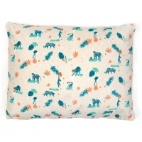 Coussin brodé Wild