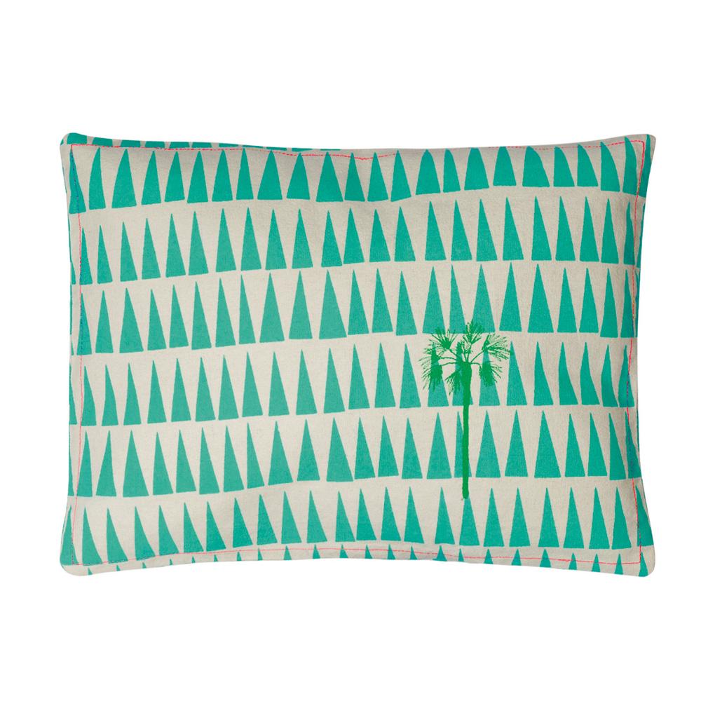 coussin brod palmier mimilou pour chambre enfant les enfants du design. Black Bedroom Furniture Sets. Home Design Ideas
