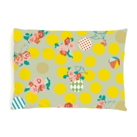Coussin Birdy Flowers