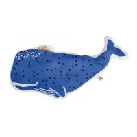 Coussin Olga la Baleine