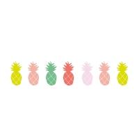 Sticker Frise Ananas