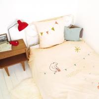 parure de lit ours. Black Bedroom Furniture Sets. Home Design Ideas