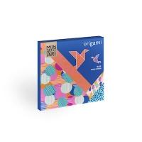 Kit Origami - Bleu