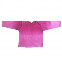 T-shirt et sarouel tie and dye - Fuchsia