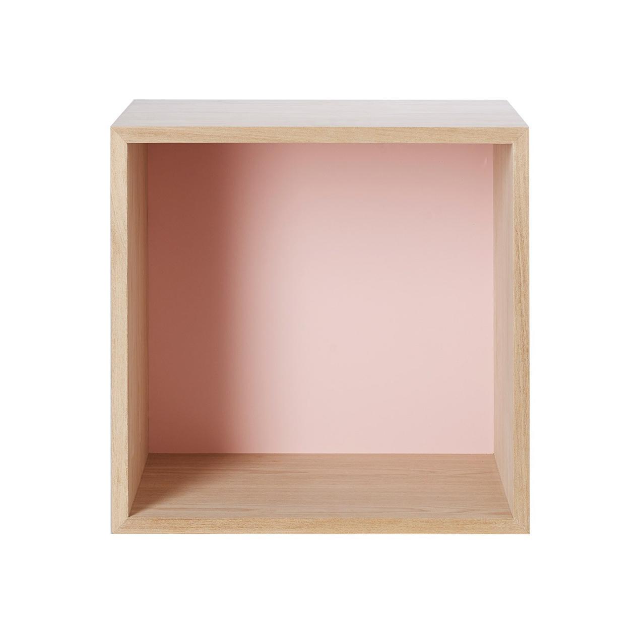 etag re mini stacked m fr ne rose muuto pour chambre enfant les enfants du design. Black Bedroom Furniture Sets. Home Design Ideas