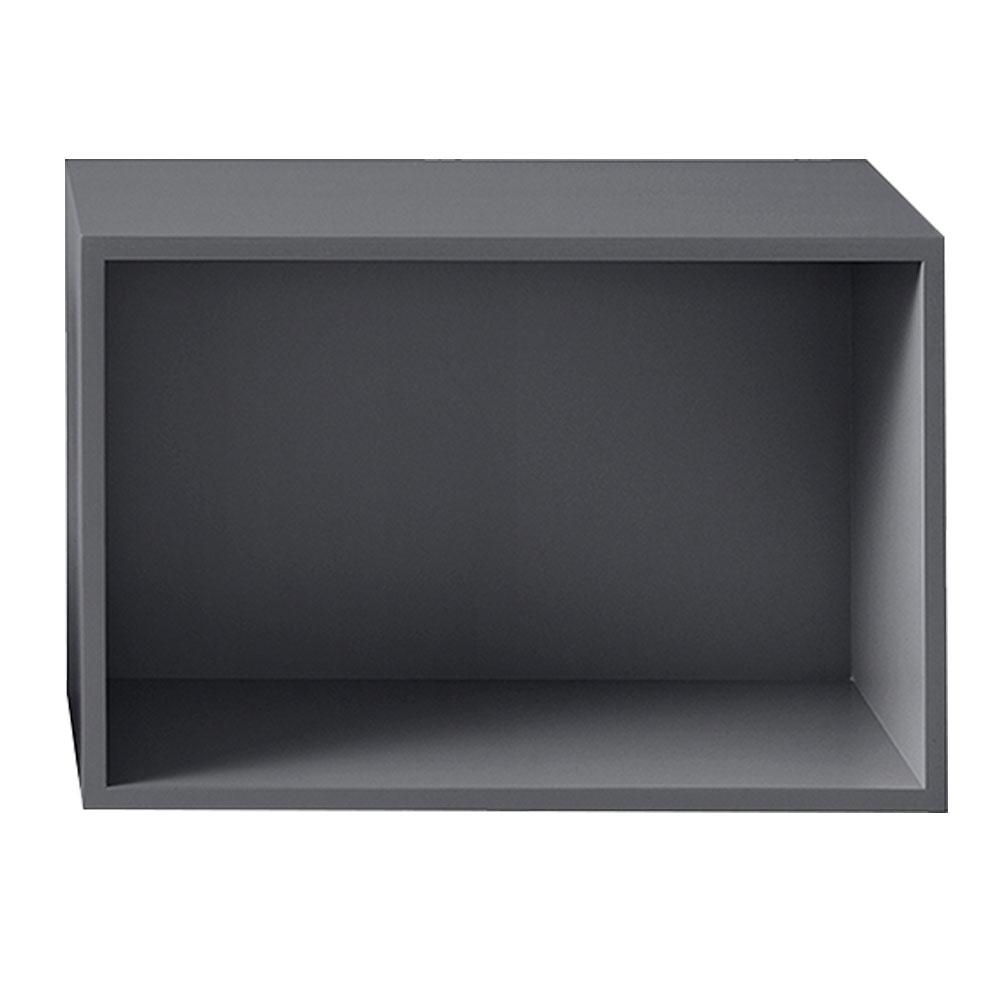 etag re stacked l avec fond gris fonc muuto pour chambre enfant les enfants du design. Black Bedroom Furniture Sets. Home Design Ideas