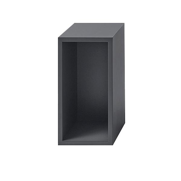 etag re stacked s avec fond gris fonc muuto pour chambre enfant les enfants du design. Black Bedroom Furniture Sets. Home Design Ideas