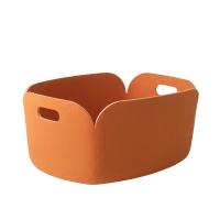 Panier de rangement Restore - Orange