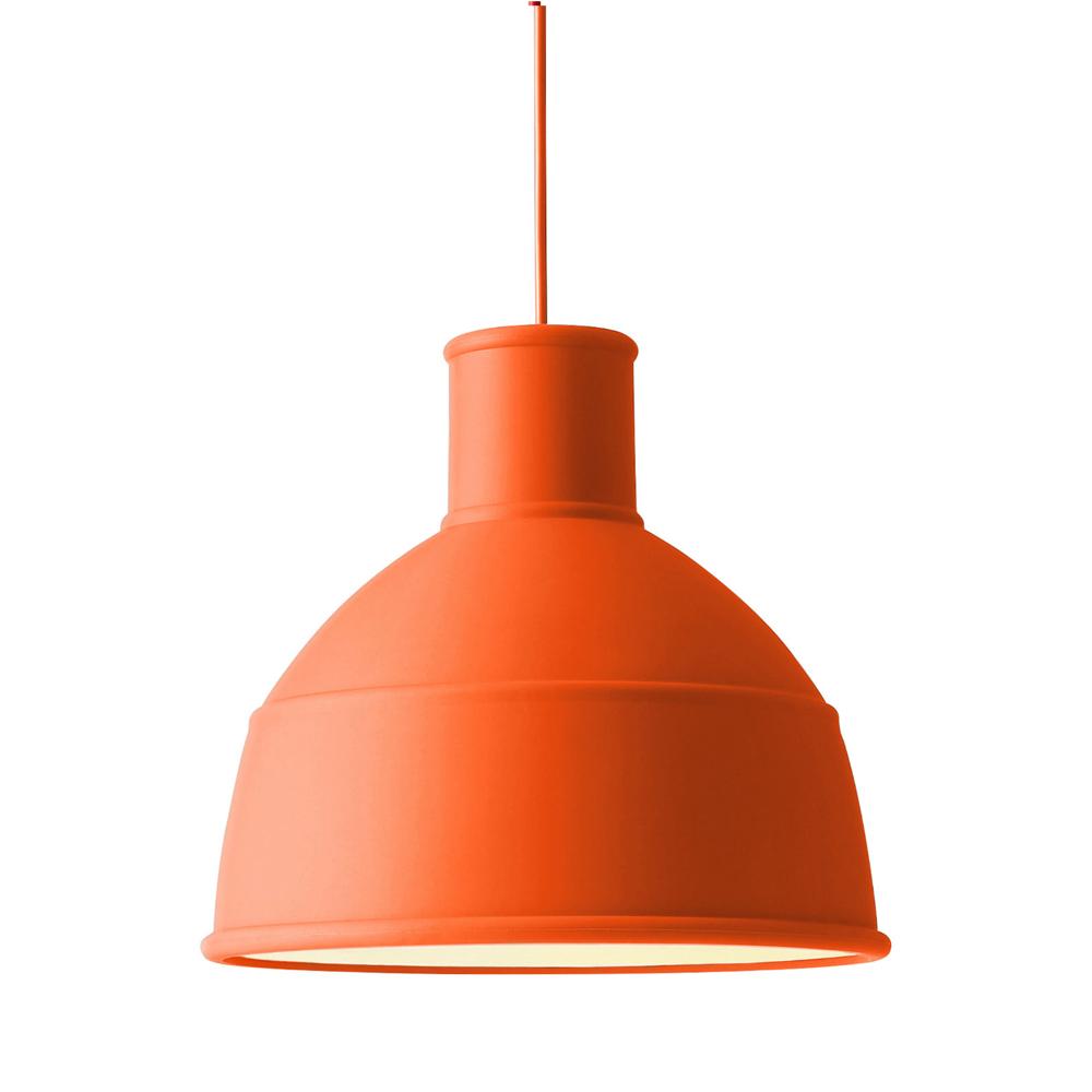 Suspension Unfold Orange Muuto Pour Chambre Enfant Les