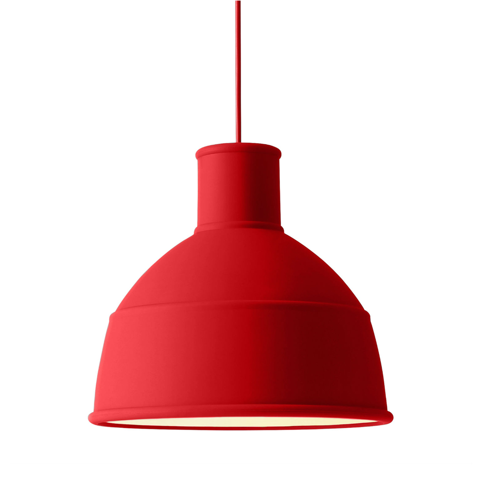 Suspension rouge cuisine affordable rouge moderne lampes for Suspension rouge