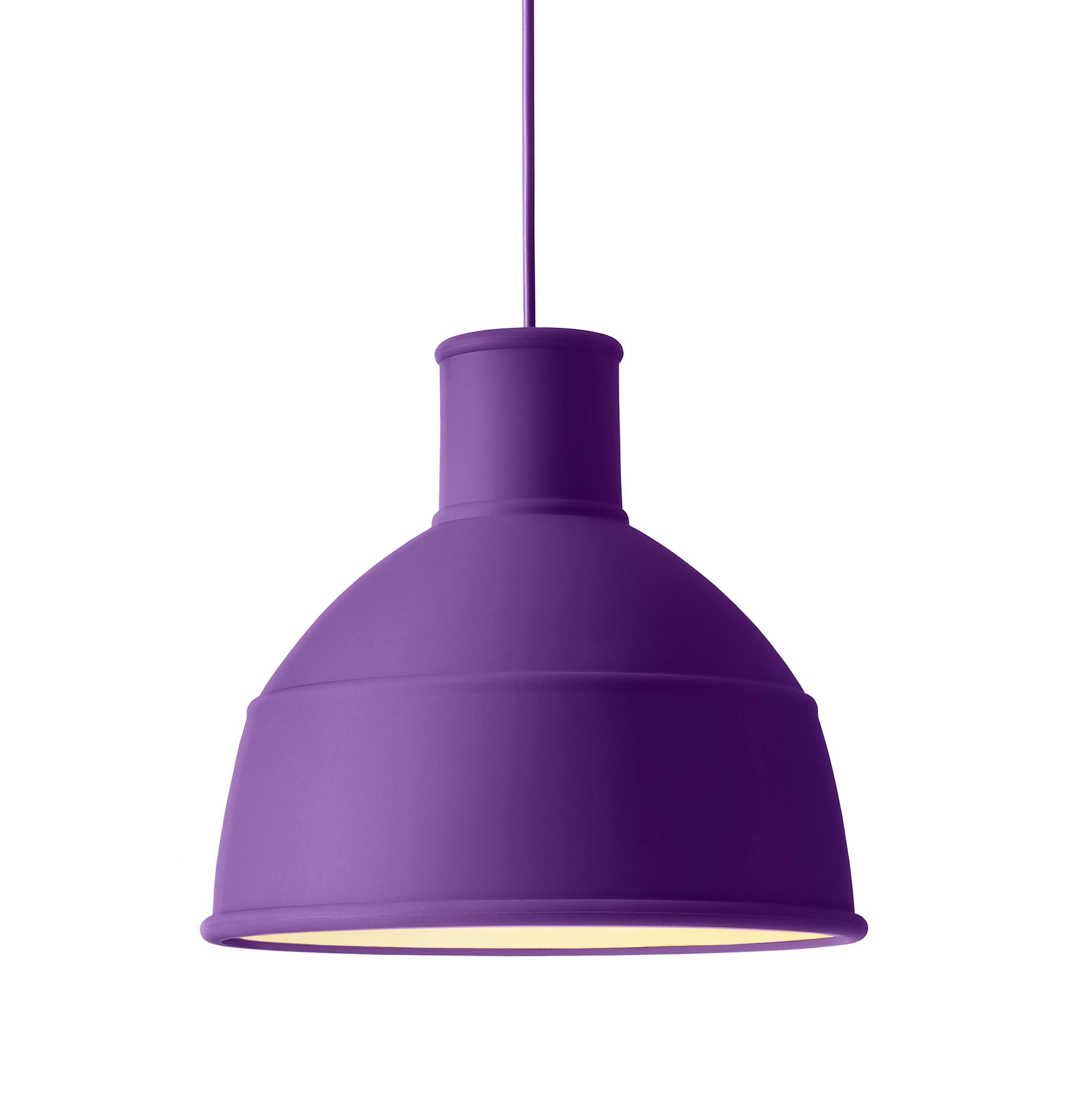 suspension violette. Black Bedroom Furniture Sets. Home Design Ideas