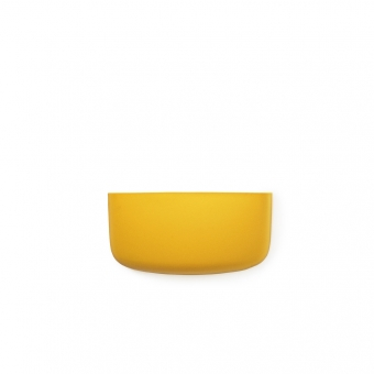 Vide poche mural pocket 1 jaune or normann copenhagen - Vide poche mural plastique ...
