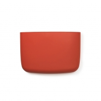 Vide poche mural Pocket 4 - Orange