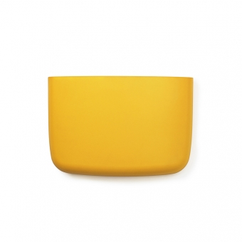 vide poche mural pocket 4 jaune or normann copenhagen pour chambre enfant les enfants du design. Black Bedroom Furniture Sets. Home Design Ideas