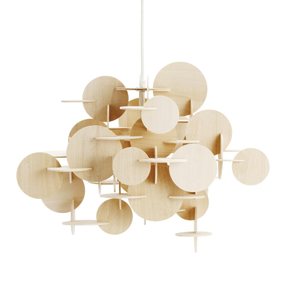 suspension bau naturel normann copenhagen pour chambre enfant les enfants du design. Black Bedroom Furniture Sets. Home Design Ideas