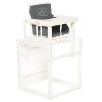 Chaise haute Cubic - Milk