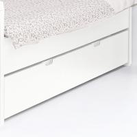 Tiroir-lit pour lit enfant Joy Marie-Lyne - Blanc