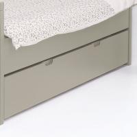 Tiroir-lit pour lit enfant Joy Marie-Lyne - Grisato
