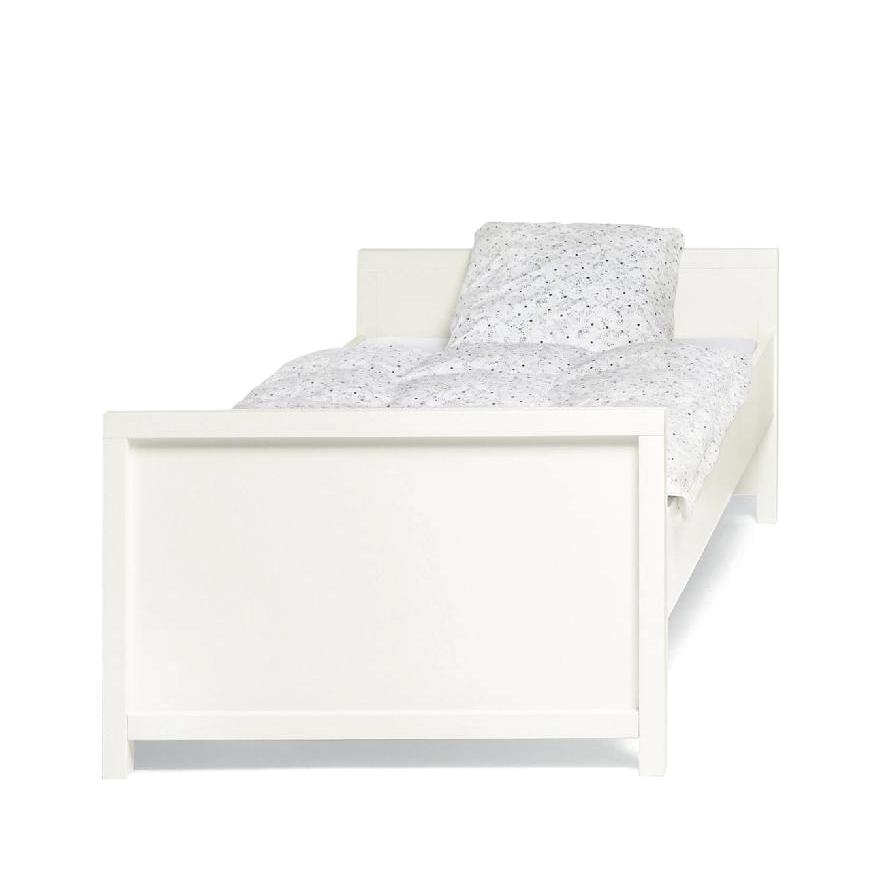 lit enfant joy marie lyne blanc quax pour chambre enfant. Black Bedroom Furniture Sets. Home Design Ideas