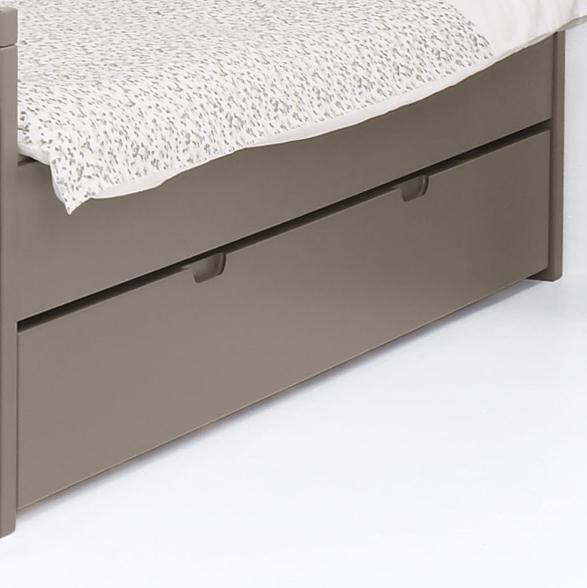 Tiroir lit pour lit enfant joy provence quax pour - Lit provencal ...