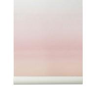 Papier peint Skymming - Rose