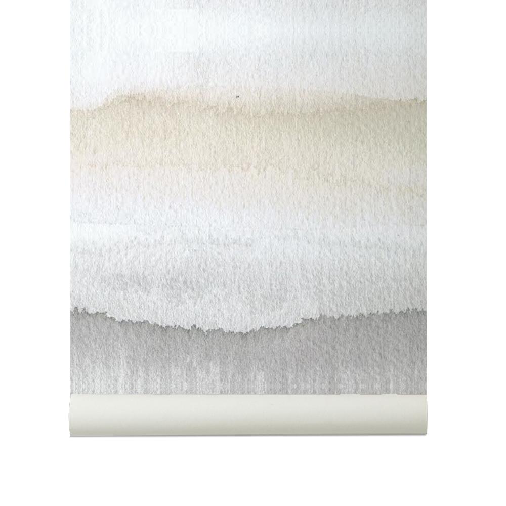 papier peint gryning gris sandberg pour chambre enfant. Black Bedroom Furniture Sets. Home Design Ideas
