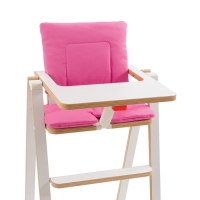 Coussin d'assise - Rose