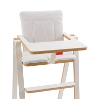 Coussin d'assise - Blanc