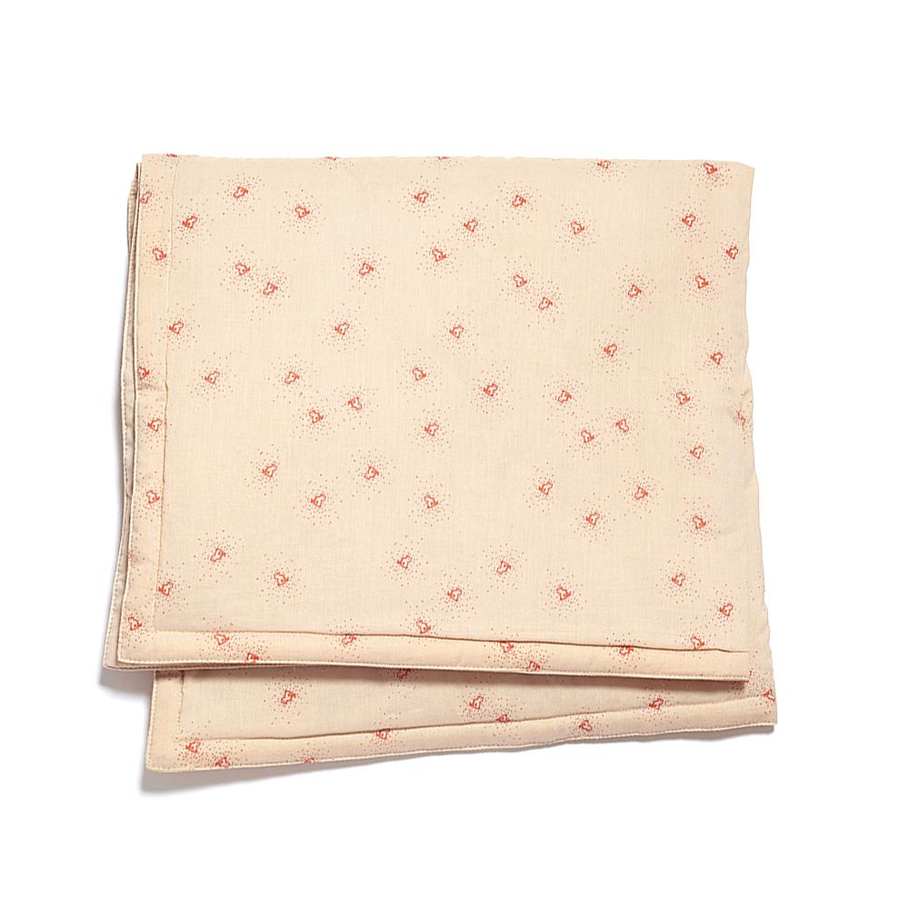 mini plaid de naissance bird rose p le sweetcase pour. Black Bedroom Furniture Sets. Home Design Ideas
