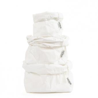 sac en papier s m ou l blanc uashmama pour chambre enfant les enfants du design. Black Bedroom Furniture Sets. Home Design Ideas