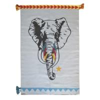 Tapis Circus Eléphant