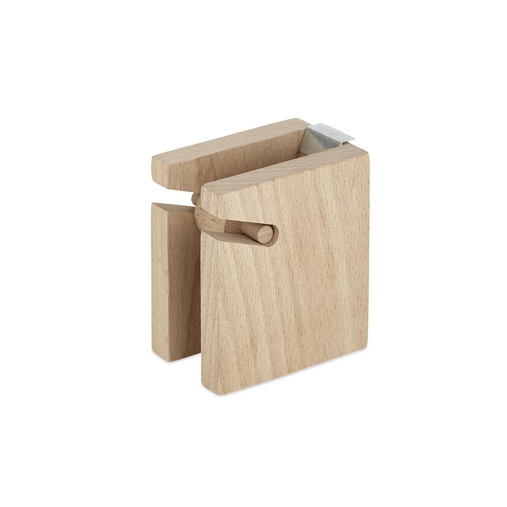 D rouleur de scotch 1 bois clair hay pour chambre enfant les enfants du design - Derouleur de scotch ...