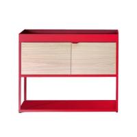 Hay mobilier enfant design les enfants du design for Meuble de rangement rouge