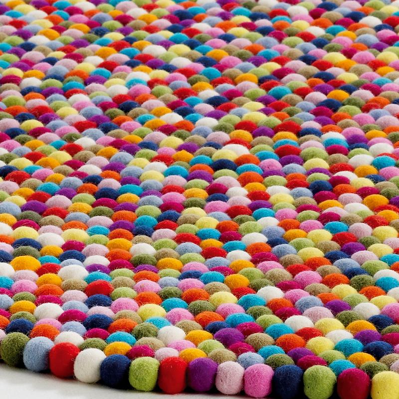 tapis enfant multicolore pinocchio les enfants du design. Black Bedroom Furniture Sets. Home Design Ideas