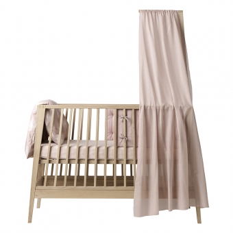 voile de lit b b linea rose leander pour chambre enfant. Black Bedroom Furniture Sets. Home Design Ideas