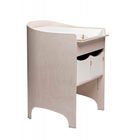 Commode à langer évolutive bureau - Naturel