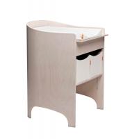 lit volutif leander de 0 8 ans naturel leander pour. Black Bedroom Furniture Sets. Home Design Ideas