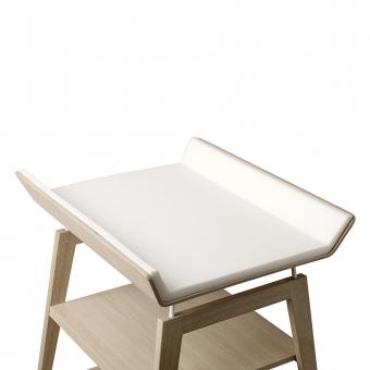 matelas langer linea suppl mentaire leander pour chambre enfant les enfants du design. Black Bedroom Furniture Sets. Home Design Ideas