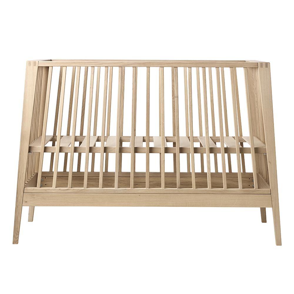lit b b linea leander naturel leander pour chambre enfant les enfants du design. Black Bedroom Furniture Sets. Home Design Ideas