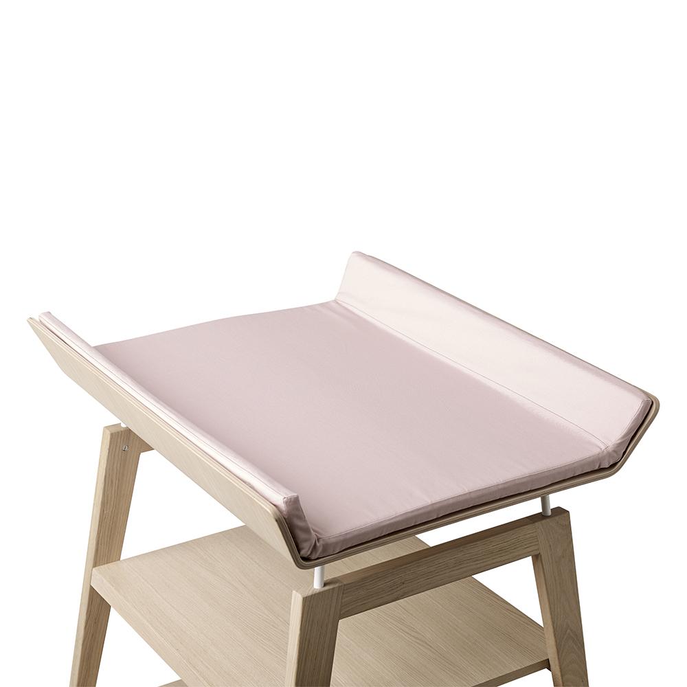 housse de matelas langer linea rose p le leander pour. Black Bedroom Furniture Sets. Home Design Ideas