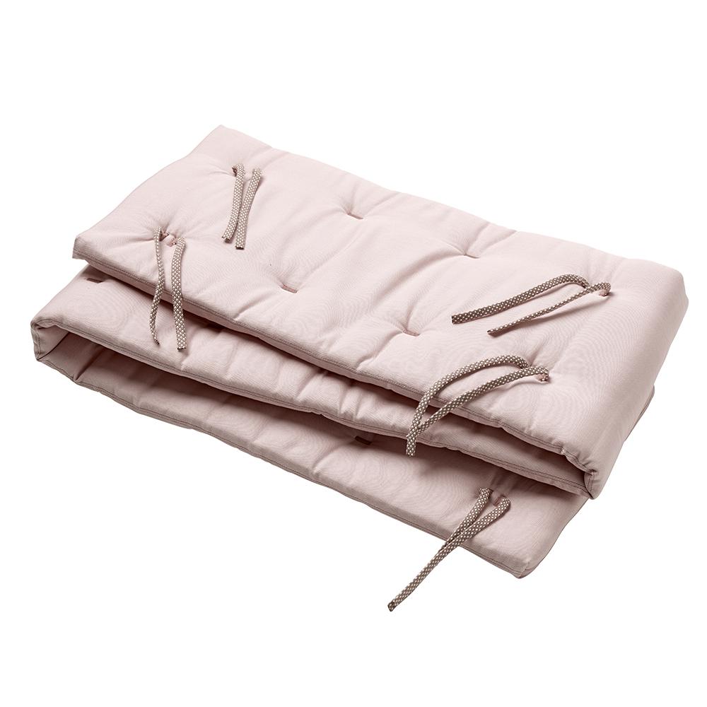 tour de lit pour lit linea rose p le leander pour chambre enfant les enfants du design. Black Bedroom Furniture Sets. Home Design Ideas