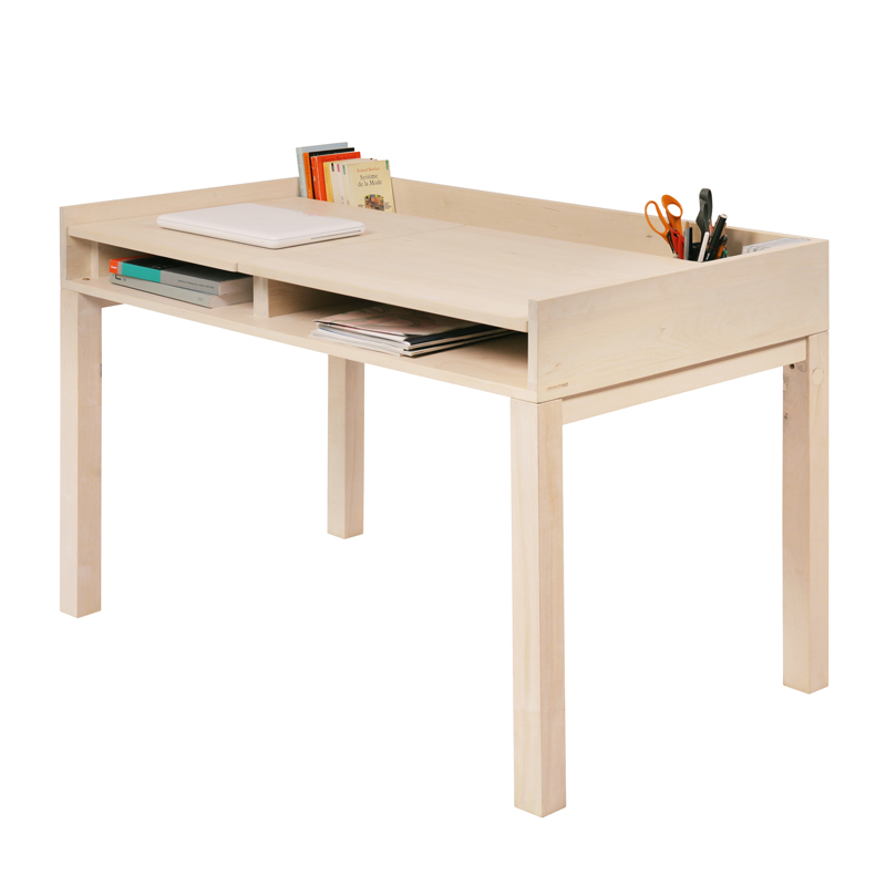 bureau enfant et table de jeux volute mathy by bols pictures