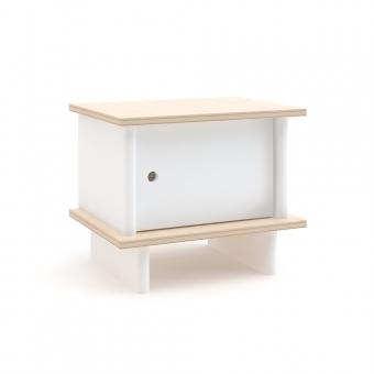table de chevet ml with table de chevet brun noir. Black Bedroom Furniture Sets. Home Design Ideas